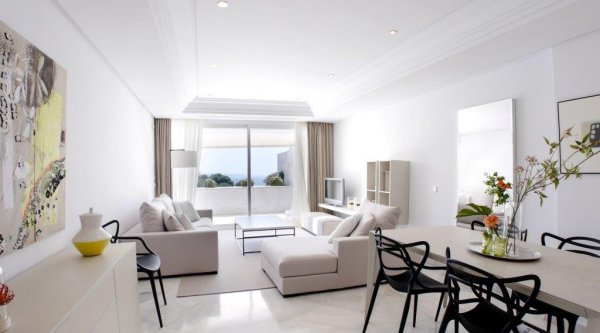 Marina Mariola Marbella 3 bedrooms Great Luxury Penthouse w/ private pool