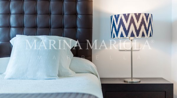 Marina Mariola Marbella, Apartamento 3 Dormitorios Sur