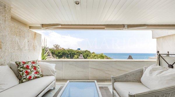 Marina Mariola Marbella, 2 Dormitorios Vista Mar y Jardin