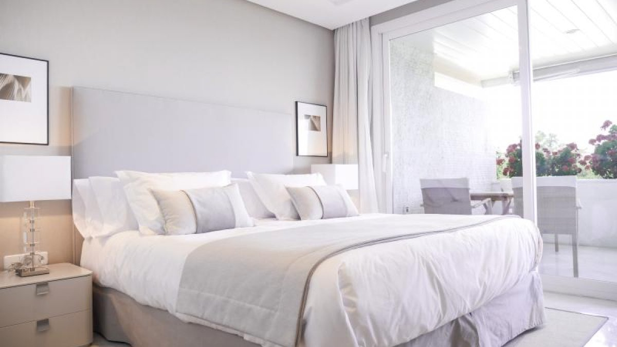 Marina Mariola Marbella 2 dormitorios Mar y Jardin